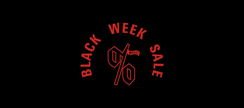 Black Week SALE: Save up to -50%