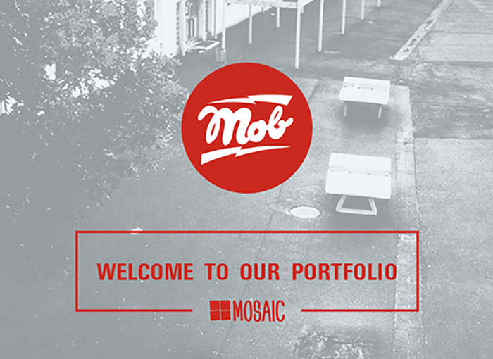 Welcome to the portfolio: Mob & Polster