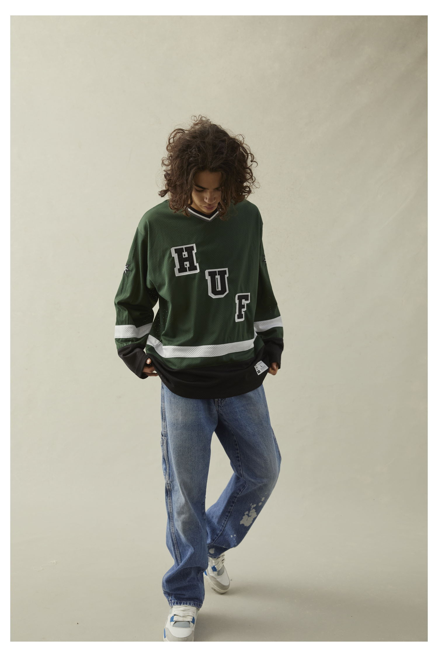HUF Fall 21 Collection Future Shock Men Jacket 2