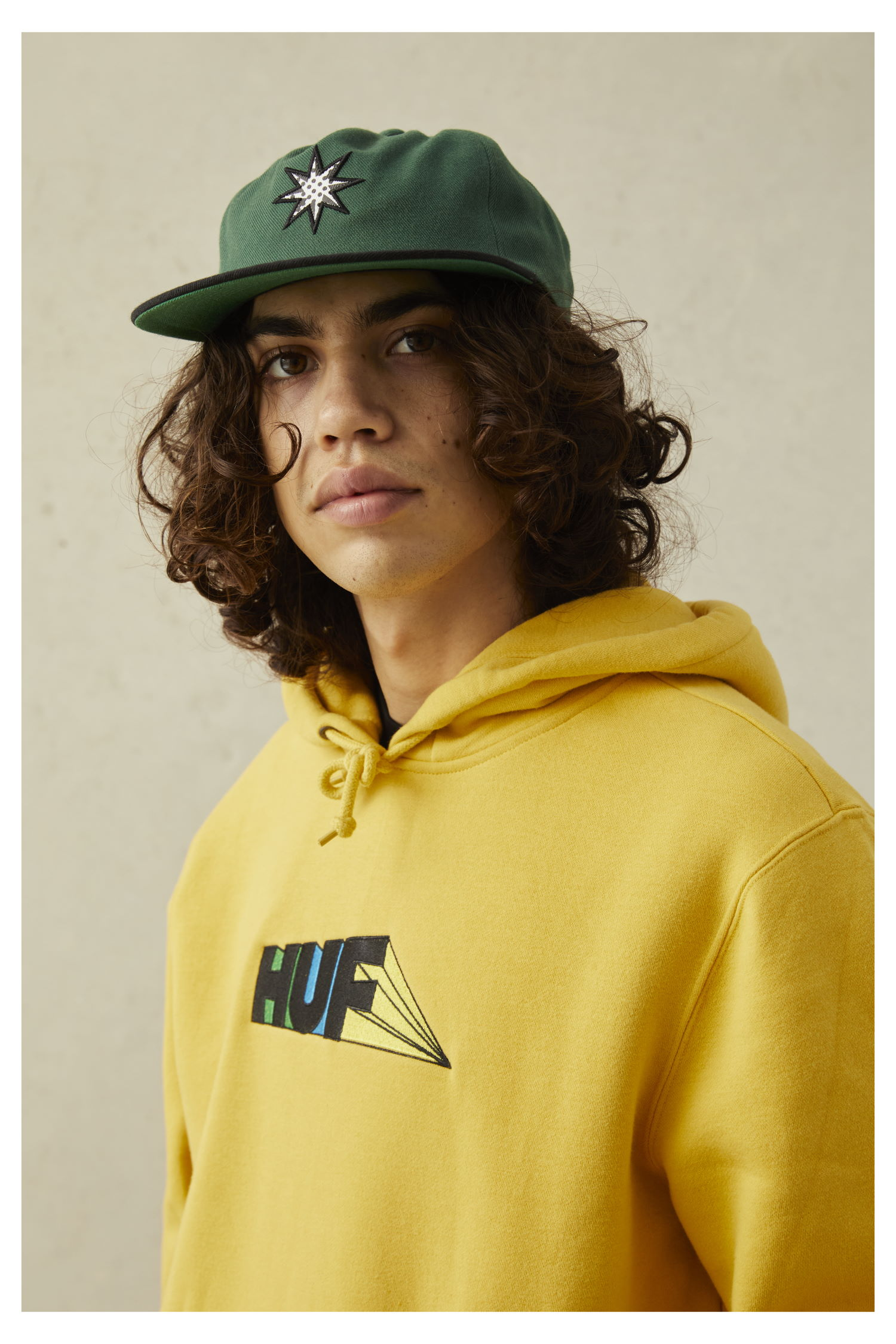 HUF Fall 21 Collection Future Shock Men Jacket
